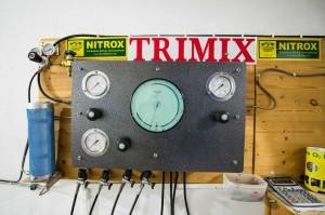 Trimix-Station